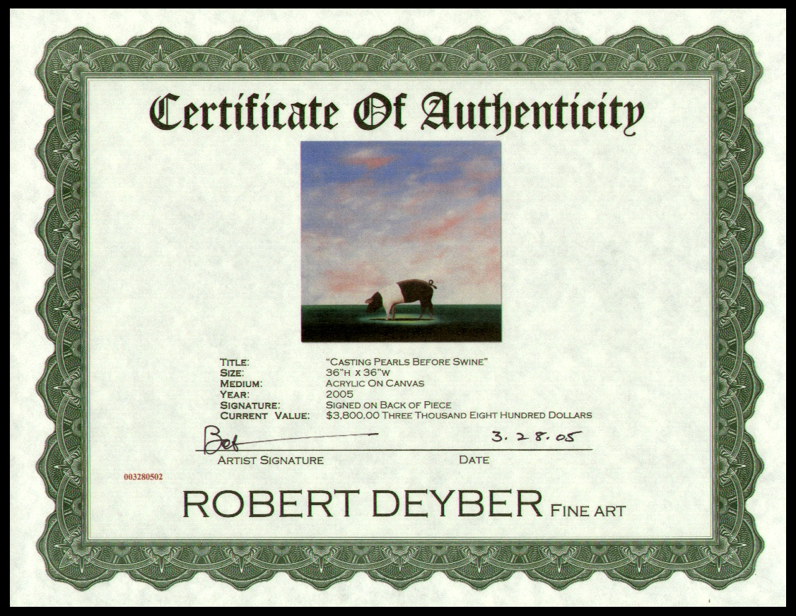 artist certificate of authenticity template - modern certificate border joy studio design gallery