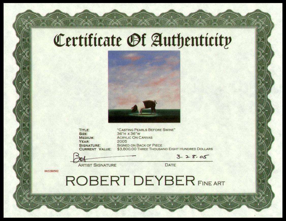 Modern certificate border joy studio design gallery for Artist certificate of authenticity template