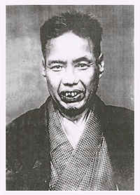 Portrait picture of Kawanabe Kyosai